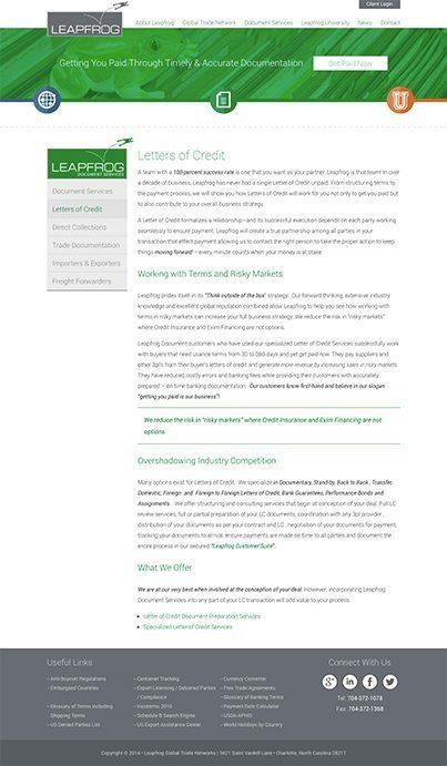 Epic Notion Digital Marketing   Leapfrong Website Development and Design