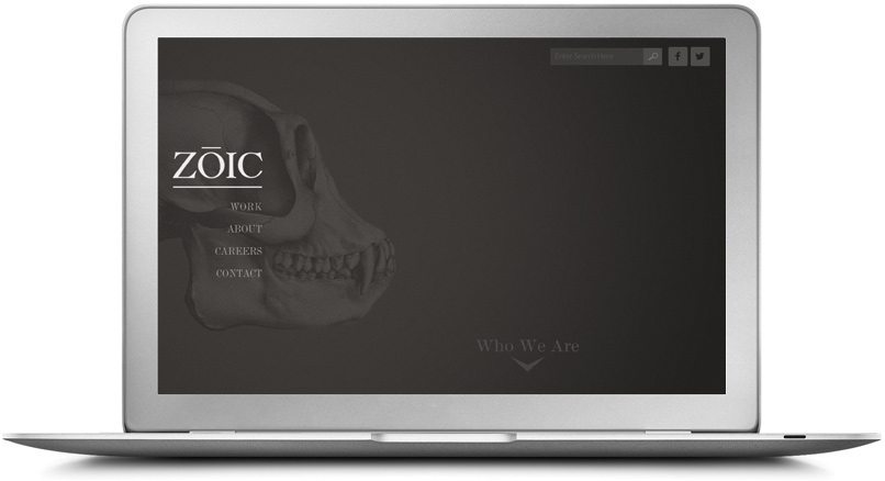 Epic Notion Digital Marketing | ZOIC Laptop Website Development and Design