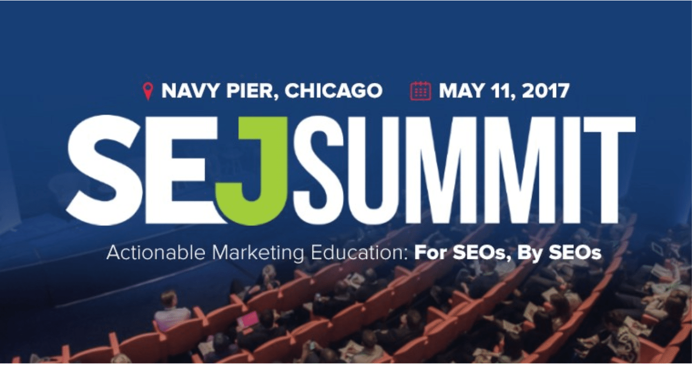 What You Missed At The SEJ Summit | Epic Notion Blog