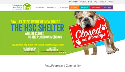 Epic Notion Client | Humane Society of Charlotte