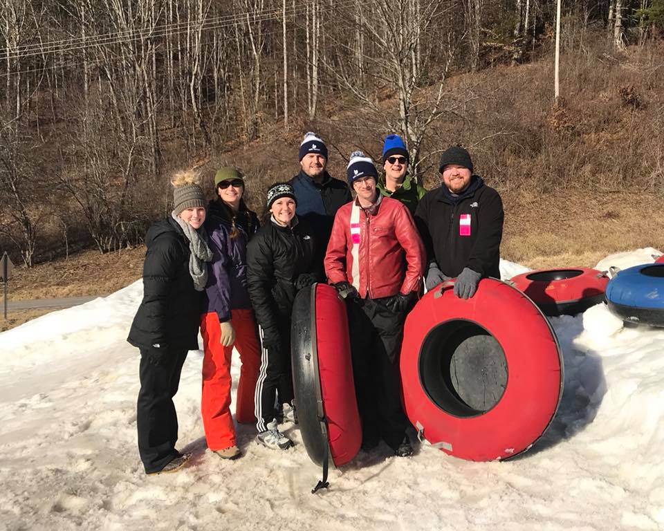 Epic Notion Team Tubing and Outdoor Fun
