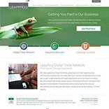 Epic Notion Website Design and Development for Leapfrog